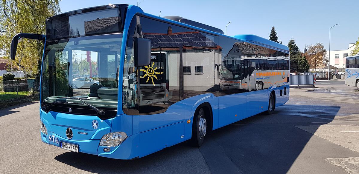 MKK WH 487 Bus