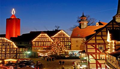 Burgweihnacht in Schlitz