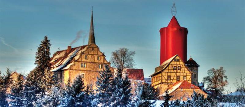 Burweihnacht in Schlitz