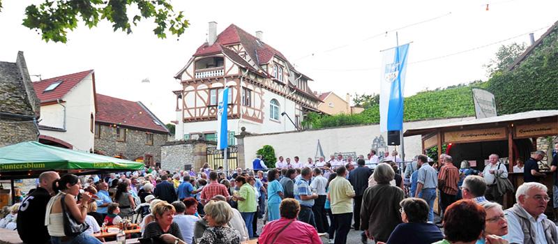 Kellerwegfest in Guntersblum
